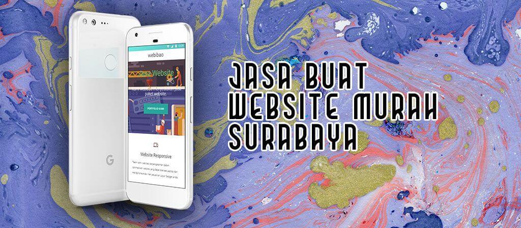 jasa buat website murah surabaya Sidoarjo